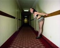 Lisa Kereszi - Dancer posing in hall