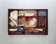 Annabel Elgar, office drawer