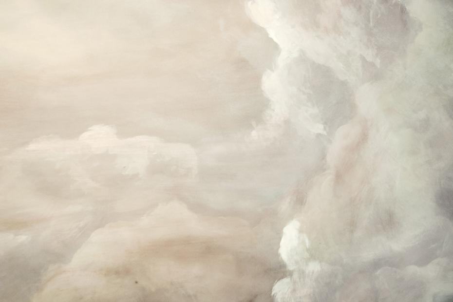 Martina della Valle, Ciel #3, 70h x 100w cm, 2014